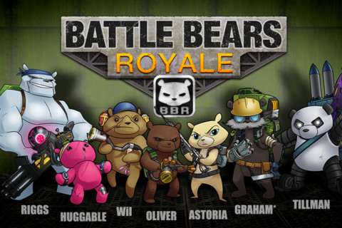 BATTLE BEARS Аndroid