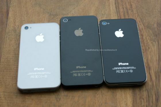 Материал корпуса нового iPhone 5