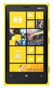 В России Nokia Lumia 920 считают главным конкурентом iPhone 5
