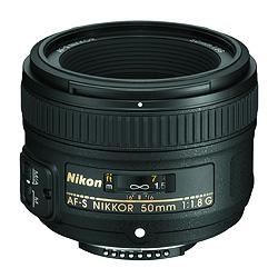 Анонсирован Nikon AF-S 50mm F1.8G