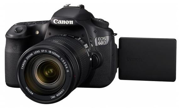 Мечты о Canon EOS 60D